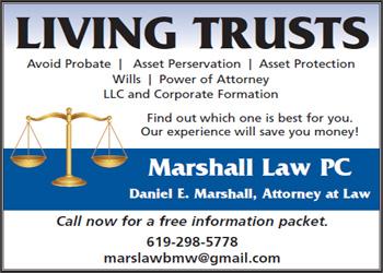 Marshell Law